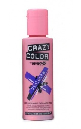 CRAZY COLOR 43 VIOLETTE 100ML