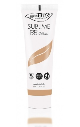 BB CREAM ECOLÓGICA SUBLIME PUROBIO