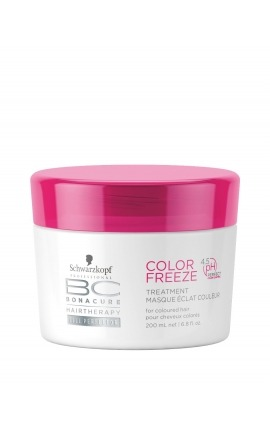 BC BONACURE COLOR FREEZE TRATAMIENTO REPARADOR SCHWARZKOPF PROFESSIONAL