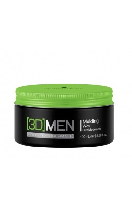 3D MEN CERA MOLDEADORA BRILLO NATURAL MOLDING WAX SCHWARZKOPF PROFESSIONAL