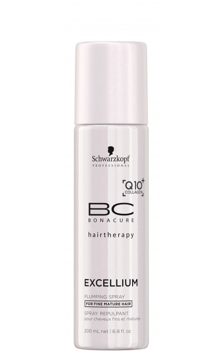 BC EXCELLIUM Q10+ COLLAGEN SPRAY ACONDICIONADOR VOLUMEN SCHWARZKOPF PROFESSIONAL