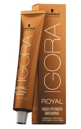 Tinte Igora Royal High Power Browns Schwarzkopf Professional
