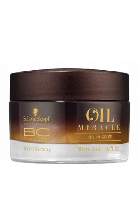 BC OIL MIRACLE GELATINA CON ACEITES SCHWARZKOPF PROFESSIONAL