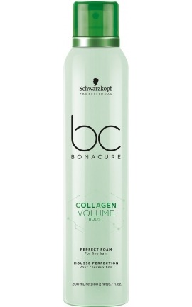 Espuma Collagen Volume Boost Schwarzkopf Professional