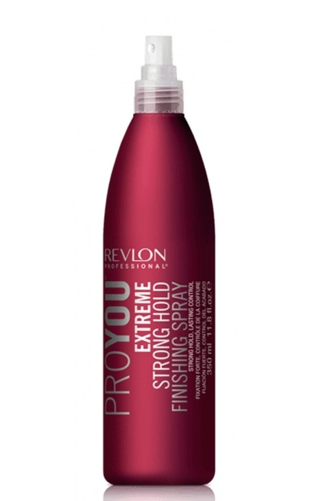 STRONG HOLD FINISHING SPRAY PROYOU REVLON