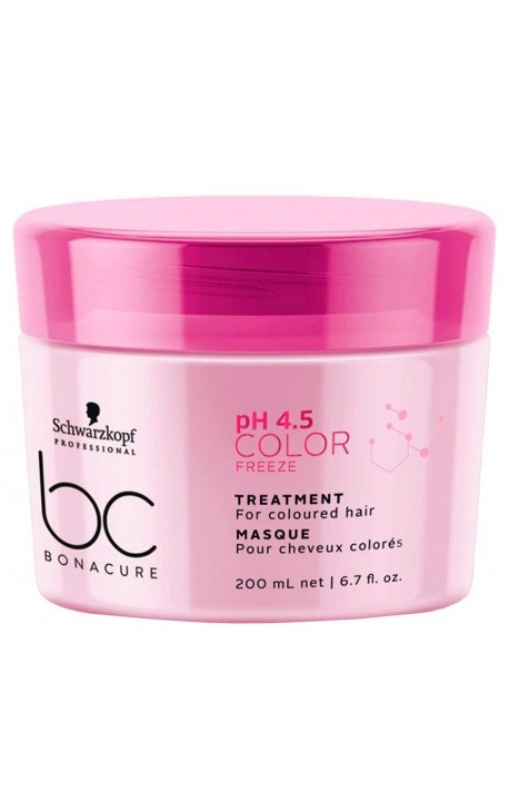 BC PH 4,5 COLOR FREEZE TREATMENT SCHWARZKOPF PROFESSIONAL