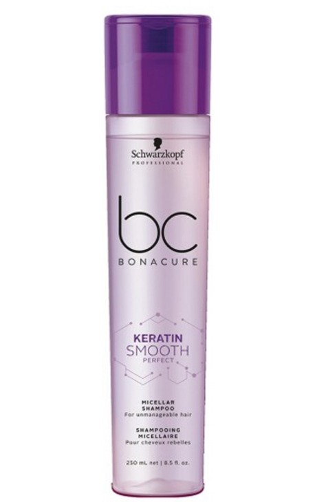 BC KERATIN SMOOTH PERFECT CHAMPÚ MICELAR SCHWARZKOPF PROFESSIONAL