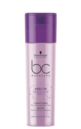 Acondicionador BC Keratin Smooth Perfect Schwarzkopf Professional