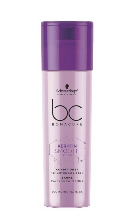 BC KERATIN SMOOTH PERFECT ACONDICIONADOR SCHWARZKOPF PROFESSIONAL