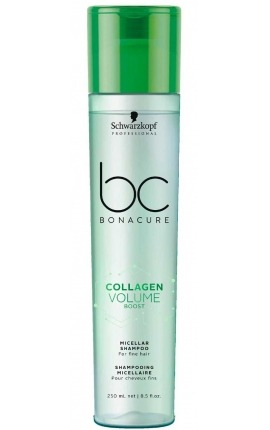 Champú micelar BC Collagen Volume Boost 250ML Schwarzkopf Professional