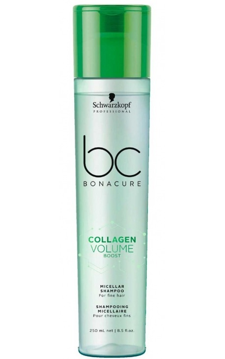 BC COLLAGEN VOLUME BOOST CHAMPÚ MICELAR 250ML SCHWARZKOPF PROFESSIONAL