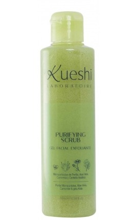 Gel exfoliante facial Purifying Scrub Kueshi