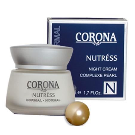 Crema Nutress piel normal Corona de Oro