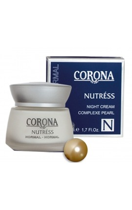 Crema Nutress piel normal Corona de Oro