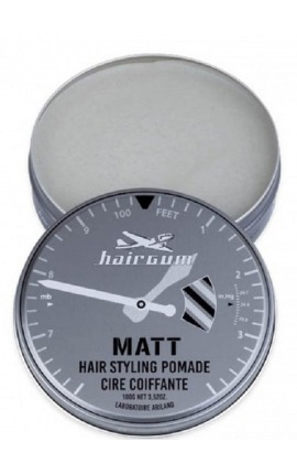 Cera mate Matt Pomade Hairgum