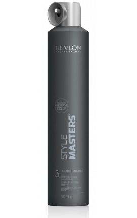 Laca Photo Finisher Hairspray Style Masters Revlon