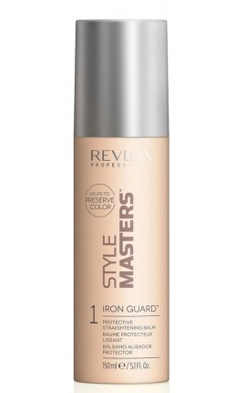 Bálsamo protector alisador Smooth Iron Guard New Style Masters Revlon