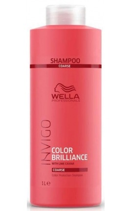 Champú Invigo Color Brilliance Coarse Wella Professionals