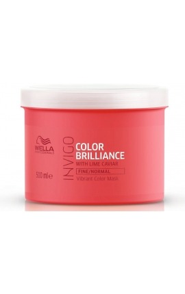 Mascarilla Invigo Color Brilliance 500ml. Wella Professionals
