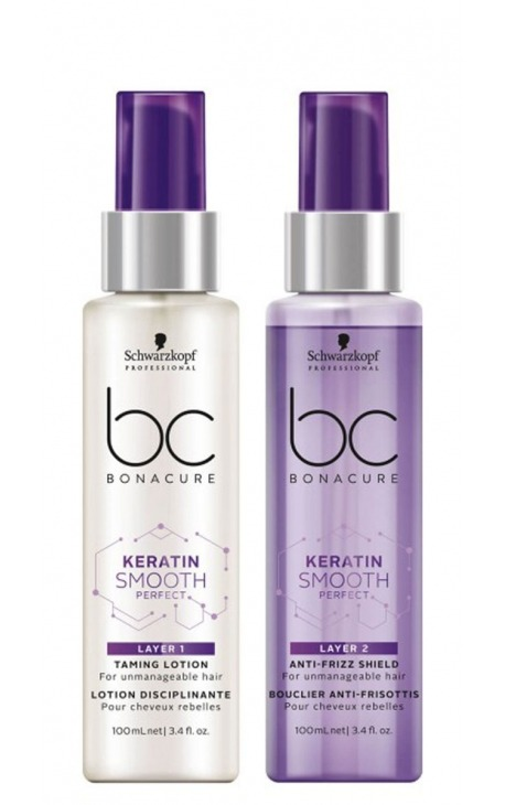 Keratin Smooth Perfect Doble Capa Schwarzkopf Professional