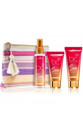 BC SUN PROTECT TRAVEL KIT SCHWARZKOPF PROFESSIONAL