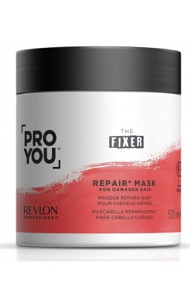 Tratamiento reparador The Fixer Repair Mask ProYou Revlon