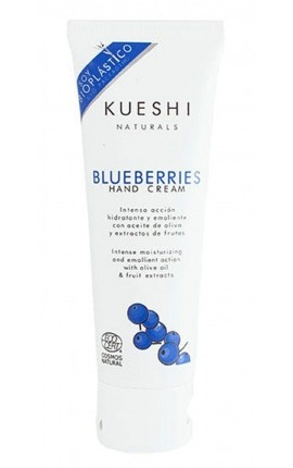 Crema Blueberries Hand Cream Kueshi