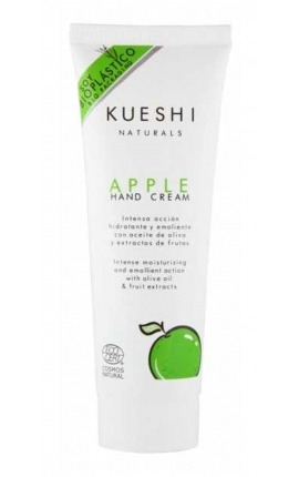 Crema Apple Hand Cream Kueshi