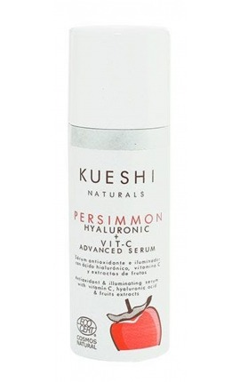 Sérum reparador Persimmon Hyaluronic + Vit-C Advanced Kueshi