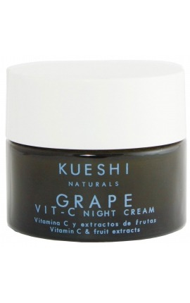 Crema noche Grape Vit-C Night Cream Kueshi