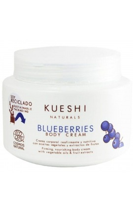 Crema cuerpo Blueberries Body Cream Kueshi