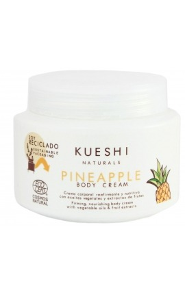 Crema cuerpo Pineapple Body Cream Kueshi