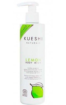 Leche hidratante Lemon Body Milk Kueshi
