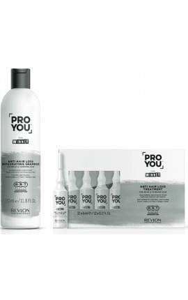 Pack anticaída Anti-hair Loss ProYou Revlon