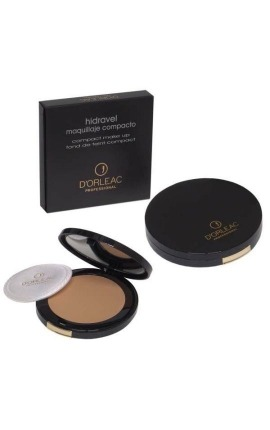 MAQUILLAJE COMPACTO HIDRAVEL D´ORLEAC