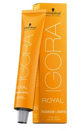 Tinte Igora Royal Fashion Lights Schwarzkopf Professional