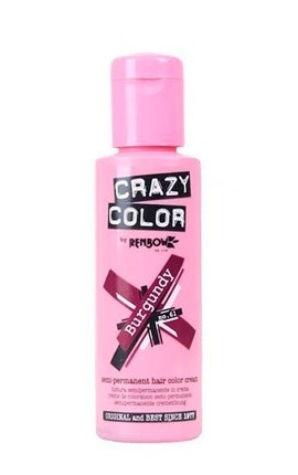 CRAZY COLOR 61 BURGUNDY 100ML