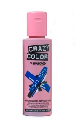 CRAZY COLOR 44 CAPRI BLUE 100ML