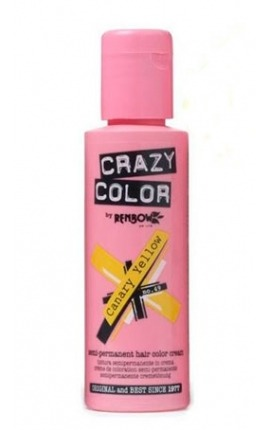 CRAZY COLOR 49 CANARY YELLOW 100ML