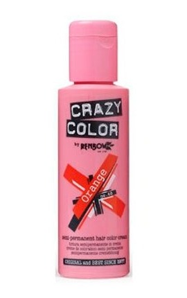 CRAZY COLOR 60 ORANGE 100ML