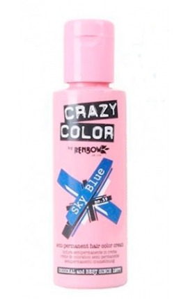 CRAZY COLOR 59 SKY BLUE 100ML