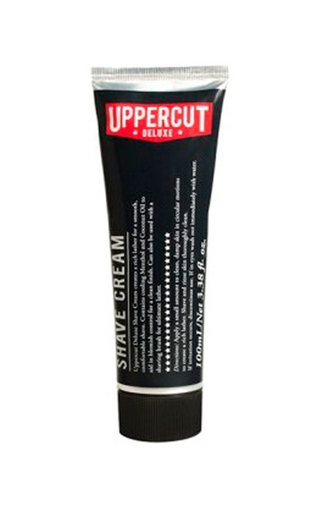 CREMA DE AFEITADO SHAVING CREAM 100ML.  UPPERCUT DELUXE